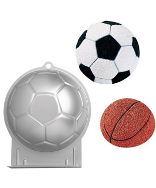 Moule ballon de football Wilton