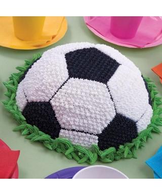 Moule ballon de football Wilton