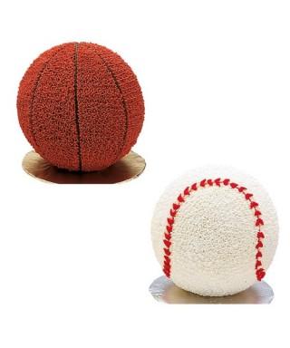 Moules sphères ballon ou balle Wilton