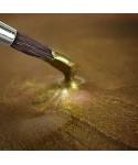 Peinture métallique Or 25ml Rainbow Dust