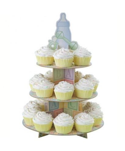 Présentoir à cupcakes à Fête d'enfant Wilton