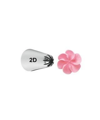 Douille de Décoration Fleur Goutte 2D Wilton
