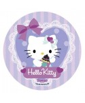 Disque pâte à sucre Hello Kitty -3