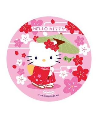 Disque Azyme Hello Kitty en Asie