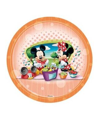 Disque Azyme Mickey et ses amis-3