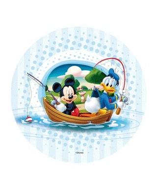 Disque Azyme Mickey et ses amis-4