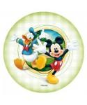 Mini Disque Azyme Mickey et Donald
