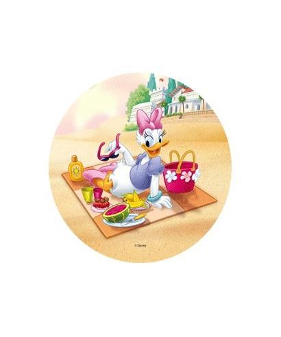 Disque Azyme Mickey et ses amis à la plage-1