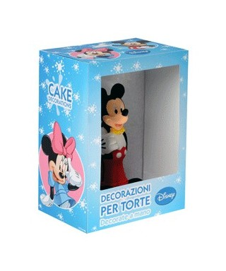 Figurine en sucre Mickey 3D Disney
