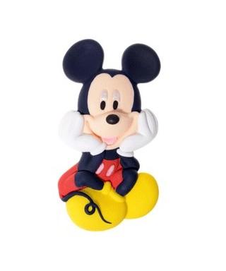 Figurine en sucre Mickey 2D Disney