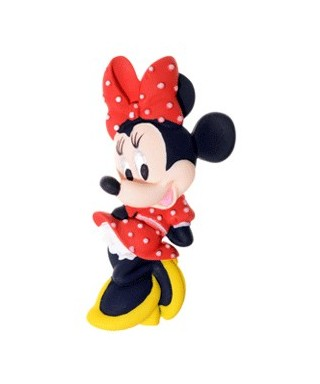 Figurine en sucre Minnie 2D Disney