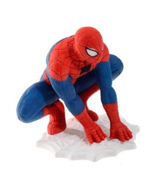 Figurine en sucre Spiderman 3D Marvel