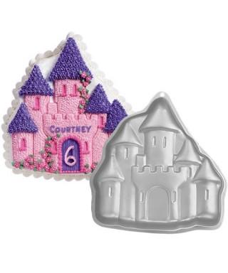 Moule Château enchanté 3D Wilton