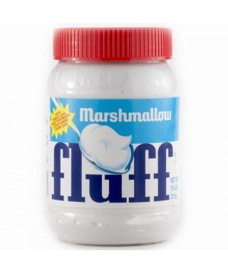 Fluff Marshmallow  Vanille 213g  Pâte à tartiner à la guimauve