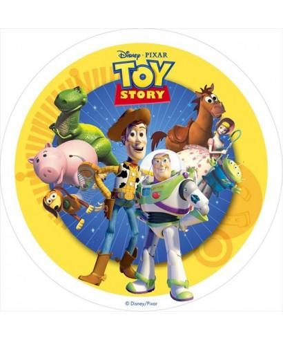 Disque Azyme Toy Story Woody et Buzz l'Éclair et ses amis - 1 Disney