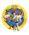 Disque azyme Woodie, buzz l'éclair et leurs amis Toy Story Disney