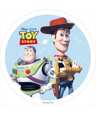 Disque Azyme Toy Story Woody et Buzz l'Éclair - 2 - Disney