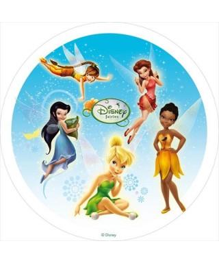 Disque Azyme Fée Clochette - 3 - Disney