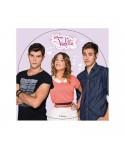 Disque Azyme Violetta avec Diego et Leon