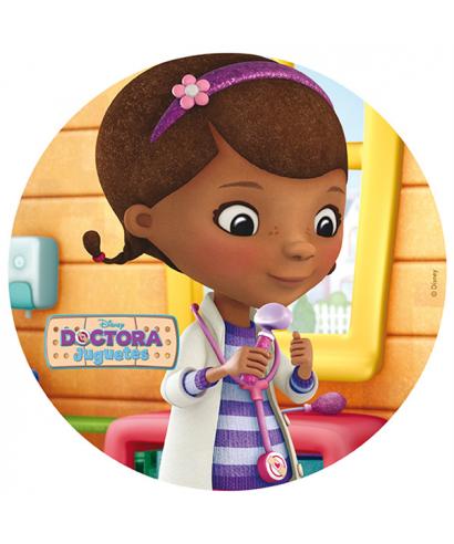 Disque Azyme disque azyme Docteur la peluche Disney