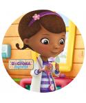 Disque Azyme Dottie Docteur la peluche Disney