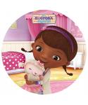 Disque Azyme Dottie et Caline Docteur la peluche Disney
