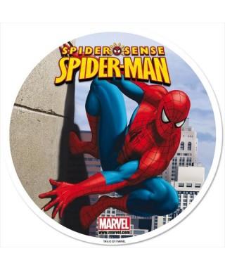 Disques en azyme spiderman Marvel -4