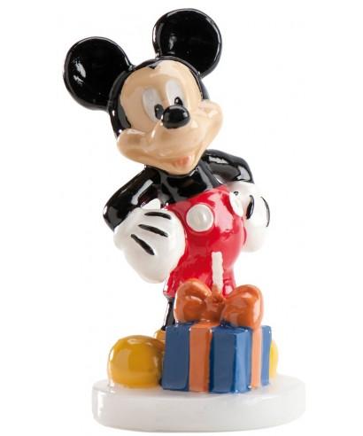 Bougie Mickey 8 cm Disney