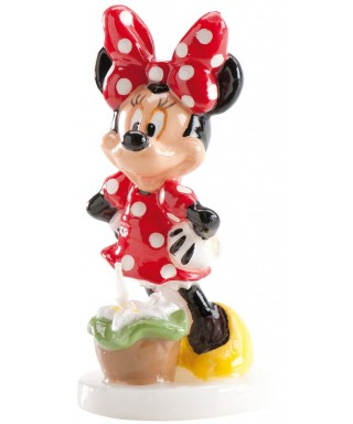 Bougie Minnie 8 cm Disney