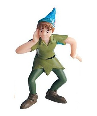 Figurine Peter Pan Disney