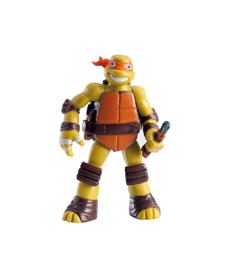 Figurine Michelangelo 3D Tortues ninja
