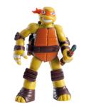 Figurine pvc 3D Michelangelo Tortues Ninja