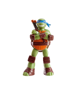Figurine Leonardo 3D Tortues ninja