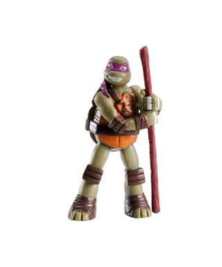 Figurine Donatello 3D Tortues ninja