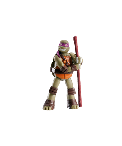Figurine pvc 3d donatello tortues ninja - Tortues ninja donatello ...