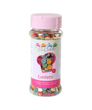 Mini Confetti Mix 60g FunCakes