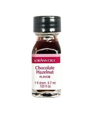 Arôme ultra concentré Chocolat aux noisettes 3.7ml LorAnn