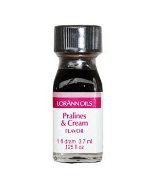 Arôme ultra concentré Pralines et Crème 3.7ml LorAnn