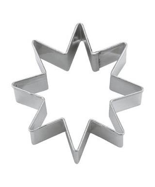 Emporte-pièce métal Etoile des neiges 5 cm Städter