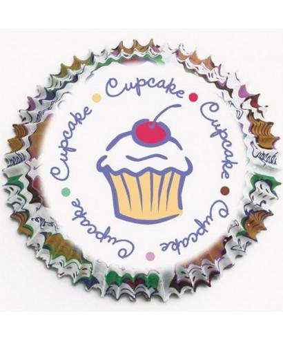 Caissettes Cupcake Heaven set/75 Wilton