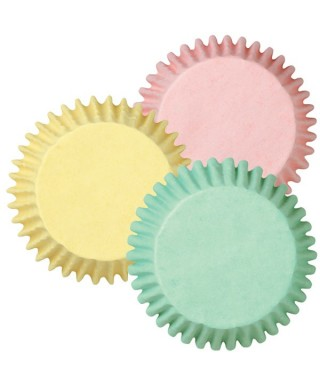 Mini Caissette cupcake Pastel pk/100 Wilton