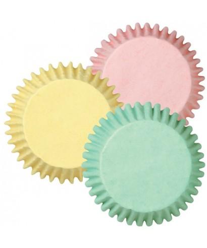 Mini Caissette cupcake Pastel