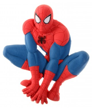 Figurine en sucre Spiderman 2D Marvel