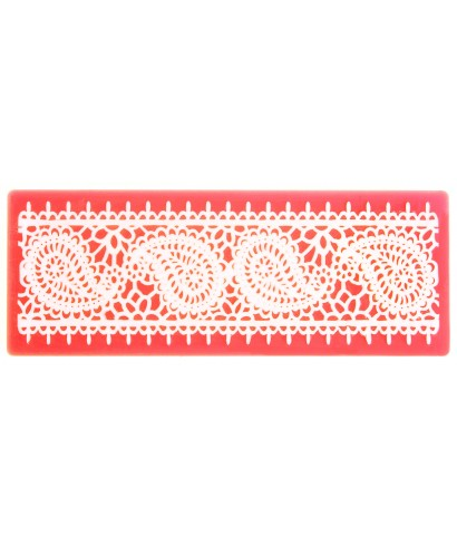 Tapis dentelle New Orleans Sweet lace