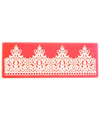 Tapis dentelle Moscou Sweet lace