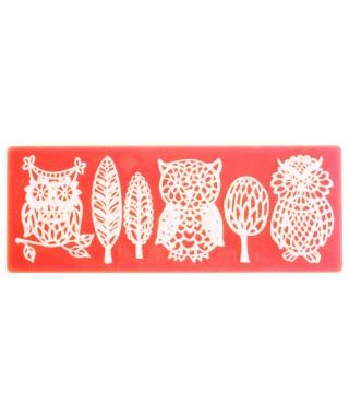 Tapis dentelle Hambourg Sweet lace