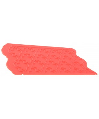 Tapis de texture silicone Arabesque Modécor