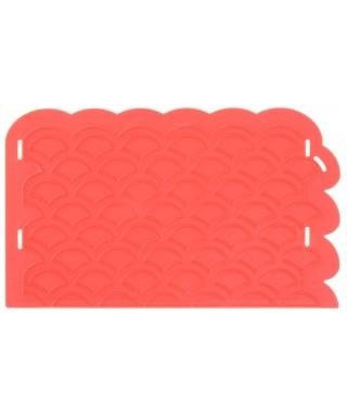 Tapis de texture silicone Dentelle Modécor