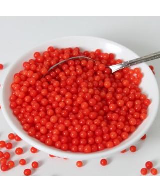 Perle de Sucre Rouge brillant 80g FunCakes