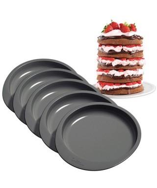 Moule pour Nude Cake 15cm Set/5 Wilton